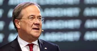 Наступник Меркель Лашет відкрито підтримав членство України в ЄС: деталі заяви