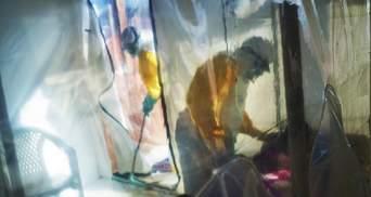 У Конго виявили хвору на вірус Ебола, терміново розшукують усіх контактних людей