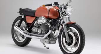 Його захочуть усі: німці подарували нове життя 40-річному байку Moto Guzzi 850T4