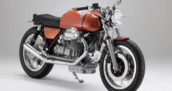 Его захотят все: немцы подарили новую жизнь 40-летнему байку Moto Guzzi 850T4