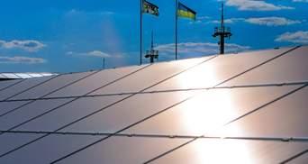 Як працюють сонячні електростанції взимку: розповідаємо на прикладі ДТЕК Нікопольська СЕС