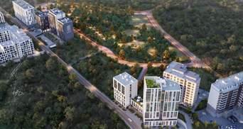 Парк у твоєму дворі: де у Львові можна придбати житло поруч з парком