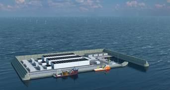 Данія побудує штучний острів у Північному морі: для чого він потрібен