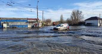 Після сильних снігопадів Одесу затопило: плавають навіть вантажівки – фото, відео