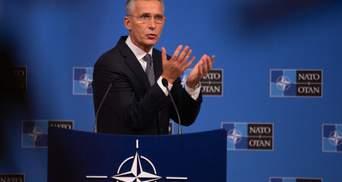 Ответ Зеленскому: Столтенберг объяснил, почему Украина еще не в НАТО