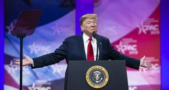 Імпічмент Трампу розглядатимуть у прискореному порядку: це триватиме майже 28 годин