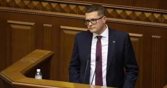 Баканов выступил против резкого сокращения штата СБУ