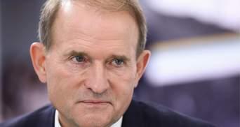 Решение о блокировании каналов Медведчука поддержала почти половина украинцев