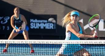 Парні матчі Australian Open: Кіченок та Бондаренко взяли 10 геймів поспіль і перемогли