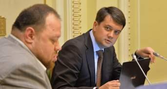 Нас ждет интересное противостояние: почему Зеленский хочет заменить Разумкова