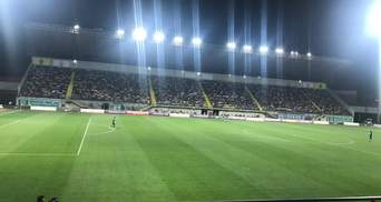 Маріуполь змінив місце проведення свого домашнього матчу проти Олександрії