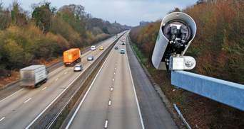 Ще більше безпеки: в Україні планують встановити ще 220 камер для фіксації порушень на дорогах