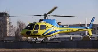 Пограничники получат еще 22 новых вертолета, – Дейнеко