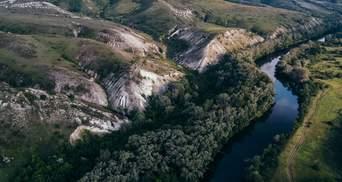 Легені Донбасу: хто розвиває зелений туризм на Донеччині – мальовниче відео