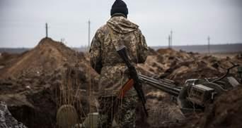 От пули снайпера погиб украинский военный на Донбассе