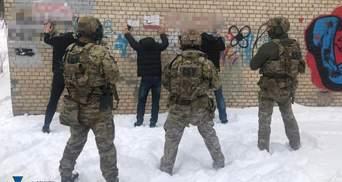На Киевщине СБУ разоблачила отделение ИГИЛ: видео