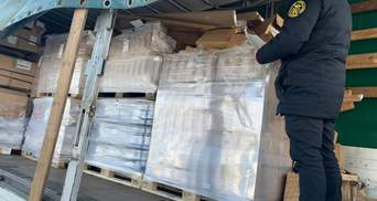 Товари на понад мільйон гривень: митники викрили контрабандистів