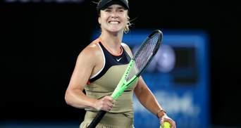 Світоліна перемогла непоступливу Гауфф на шляху до третього кола Australian Open: відео