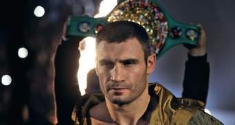"""""""Премия мира"""": Виталий Кличко получил почетную награду от WBC"""