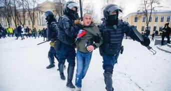 Передышка войны с народом: весной акции против Путина в России усилятся