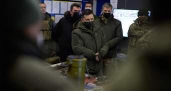 Зеленський про перемир'я на Донбасі: Україні не просто його дотримуватися