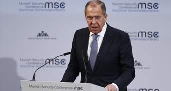 Абсолютно невбивані: Лавров заявив про вигоду мінських угод для Росії