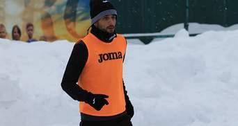 В Украине я впервые в жизни увидел и потрогал снег, – новичок Олимпика из Бразилии