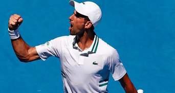 Новак Джокович может досрочно покинуть Australian Open-2021