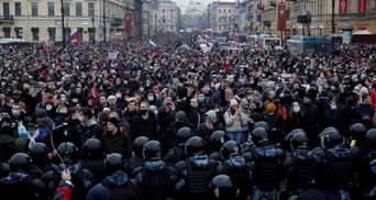 Арест Навального и жестокость ОМОНа: для чего украинцам следить за событиями в России