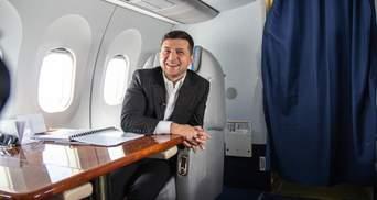 Зеленський вперше полетить в ОАЕ: мета візиту