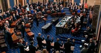 Импичмент затягивается: Сенат разрешил допросить свидетелей по делу Трампа