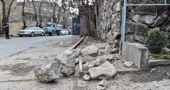 Землетрус у Вірменії: щонайменше 25 людей постраждали – що відомо