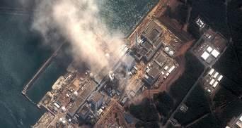 """Землетрус в Японії: на АЕС """"Фукусіма"""" розплескалася вода зі сховищ з опроміненим паливом"""