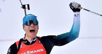 Француз Жаклен стал двукратным чемпионом мира в преследовании, украинец Прима – в топ-10