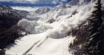 Гірськолижний курорт на заході Канади накрила лавина: є жертва