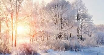 В Украину идут лютые морозы до -20 градусов: перечень областей