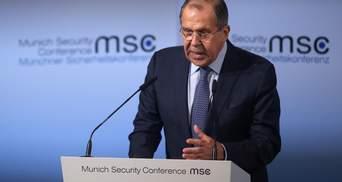 Лавров звинуватив ЄС у розриві відносин з Росією: йому відповіли