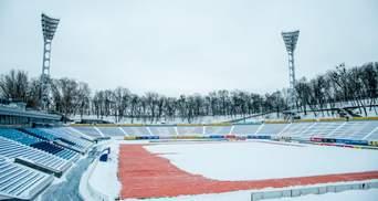 Футбольные матчи с участием Динамо, Десны, Ингульца и Ворсклы перенесли в другие города