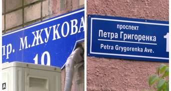 Жодного Жукова: апеляційний суд не скасував перейменування вулиці в Харкові