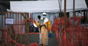 ВООЗ заявляє про ризики через спалахи Еболи у Гвінеї та Конго