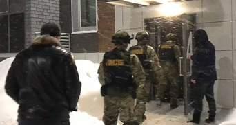 """У ФСБ заявили, що в окупованому Криму затримали фінансистів """"Ісламської держави"""""""