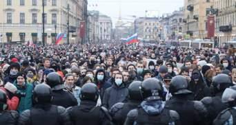 Участь у протесті коштувала 180 000: у Росії оштрафували пенсіонера