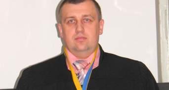 Судьи-коррупционеру из Закарпатья дали 6 лет тюрьмы