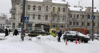Будет падать густой снег: прогноз погоды во Львове и области на 17 февраля