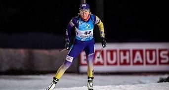 Сразу две украинские биатлонистки квалифицировались в последнюю гонку чемпионата мира