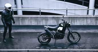 Двоє братів з Німеччини зробили стильний байк Honda NX650 Dominator: круті фото
