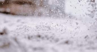Вперше за 15 років: у Лівії випав сніг – відео