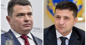 Зеленского развели, как ребенка, – Шабунин назвал жесткие последствия увольнения Сытника
