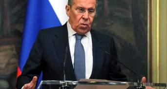 Крепостные Кремля: с кем хочет воевать Сергей Лавров