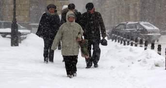 Львовщину продолжает засыпать снегом: прогноз погоды во Львове и области на 18 февраля